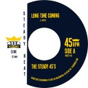 Steady 45's Long Time Coming/Pressure 7″