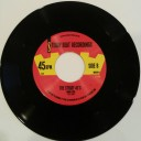 """Steady 45's  7″  """"Trouble in Paradise/Mama said"""" 45rpm single"""